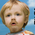 童顔に髭はありかなしか…女性の本音とコンプレックス克服方法紹介!